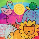 Little Animals Coloring